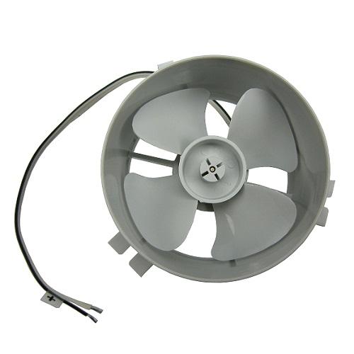 Zeer Warme lucht ventilator - Ad v.d. Horst WS02