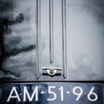 2cv Azam gris 1964