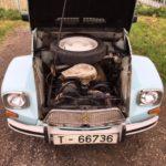 Dyane D6 1969 Spaanse import