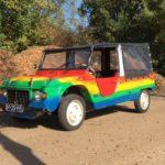 Regenboog Mehari 1975