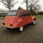 2cv6 Special Rouge de Castille '82
