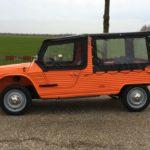 Mehari oranje 4pers. '80