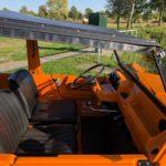 Mehari oranje '74 4 pers.