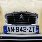 2cv6 Special Jaune Rialto '89 31.800km