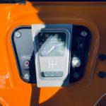 Mehari oranje 04-1975 44.999 km