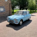 Ami 6 Berline Club 12-1968 65704 km