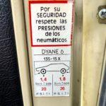 Dyane 6 Beige Gazelle 02-1978 77780km