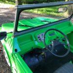 Mehari 4 persoons groen '75
