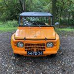 Mehari oranje 4 persoons '76
