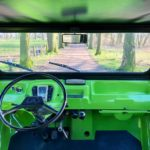 Mehari 4 pers. vert tibesti '84