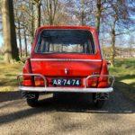 Ami 6 break club '68 Rouge corsaire