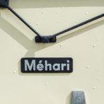 Mehari Beige hoggar 4 pers. 600 km '72