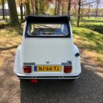 2cv6 Special Blanc meije '85
