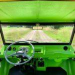 Mehari vert tibesti 4 pers. 650 KM