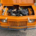 Mehari orange 4 pers. '85