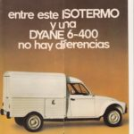 Dyane 6 400 isotermo '84