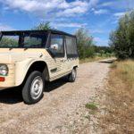 Mehari beige hoggar '85