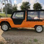 Mehari orange 4 pers. '74
