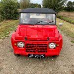 Mehari rouge hopi '74