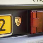 Visa Spécial 2 cilinder 23.500 km orig. Blanc meije '80