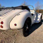 Burton 775 white ral 9001 '82