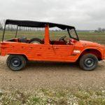 Mehari 4 pers. oranje '78