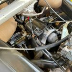 Dyane 6 Beige metallique '78