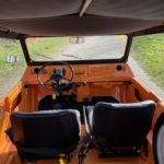 Mehari orange 4 pers. '84