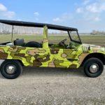 Mehari camouflage 4 persoons '79