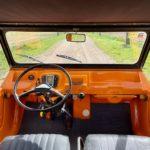 Mehari orange 4 pers. '76