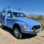 Acadiane '85 Bleu uzès 20.621 km origineel