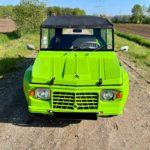 Mehari 4 pers. vert tibesti '71