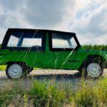 Mehari 4 pers. groen '83